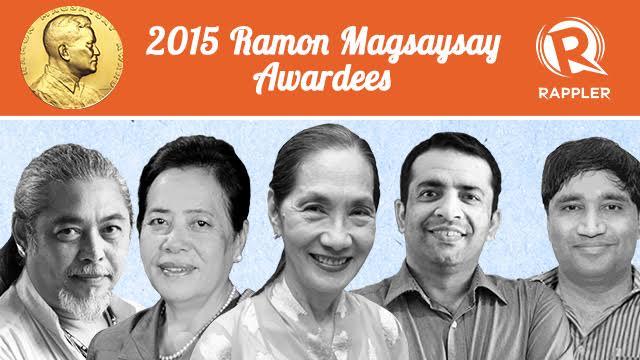 ramon magsaysay awardees
