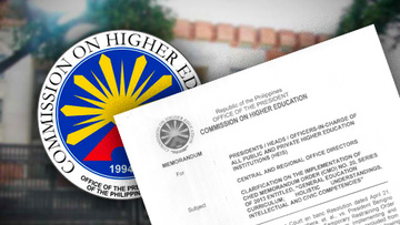 CHED orders colleges to retain Filipino units in new GE