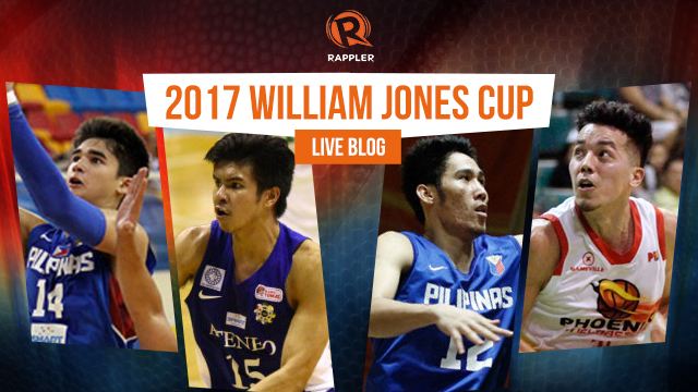 HIGHLIGHTS: Philippines vs Iran – Jones Cup 2017