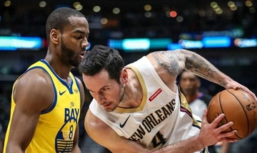 Injury Riddled Pelicans Deal Warriors 7th Straight Loss