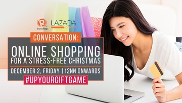 CONVERSATION: Online shopping for a stress-free Christmas
