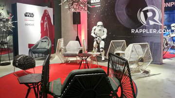 In Photos Kenneth Cobonpue S Star Wars Collection