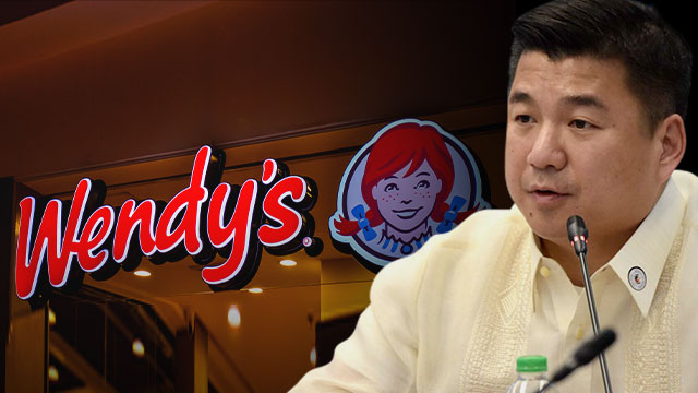 Dennis Uy buys Wendy's Philippines
