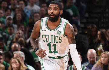 a7456044134d Kyrie Irving averages 32.5 points on a 62.5% shooting in his last