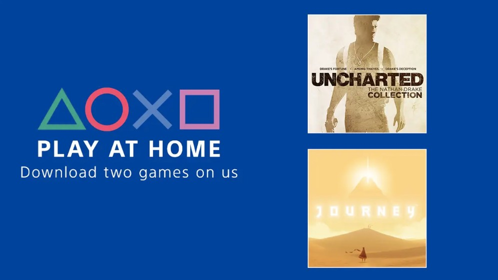 'Uncharted: The Nathan Drake Collection' and 'Journey' free on PSN until May 5 thumbnail