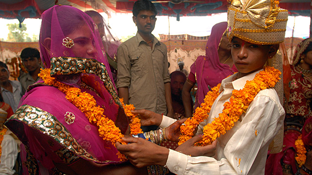 Indian Marrying Chinese Girl