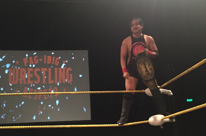 Ralph Imabayashi reclaims gold at 'PWR Live: Kingdom Come'