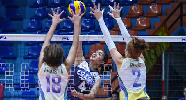 Petron, Foton remain on top of PSL All-Filipino conference