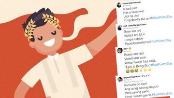 Kumusta po kayo, ang lamig parang Baguio': The best poems from