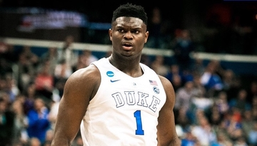 new products 6c812 14933 Zion Williamson, Duke toppled as Final Four set in US NCAA