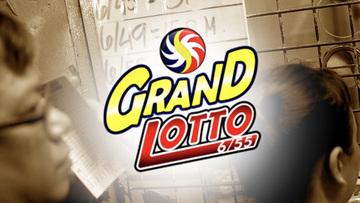 Tondo bettor wins Grand Lotto 6/55 P210 million jackpot