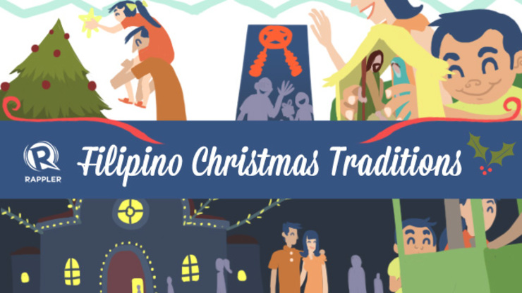 A very merry Filipino Christmas