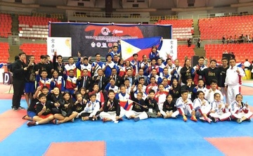 PH team reaps medals at Thailand Karate Open