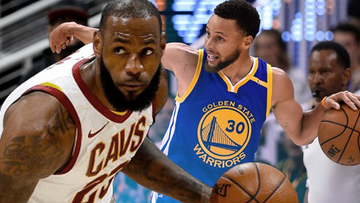 2d9ddfd337a The Warriors-Cavs saga continues in the 2018 NBA Finals. Photo