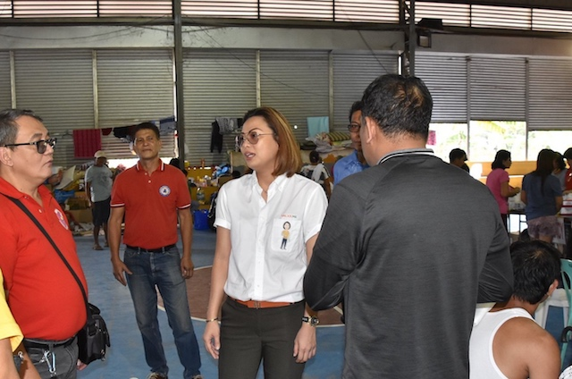 Batangas town mayor welcomes Taal eruption resettlers