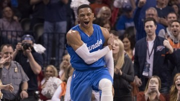 Westbrook's Thunder shut down Spurs' winning streak