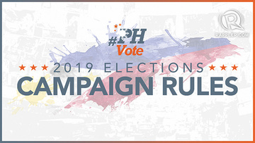 PHVote: Campaign rules for 2019 midterm elections