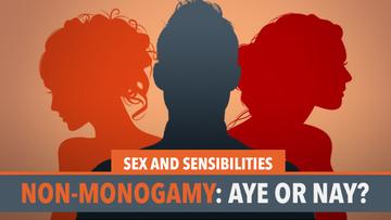 Non monogamy podcast