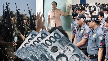 P121 7B in salary hike awaits gov't workers in 2019