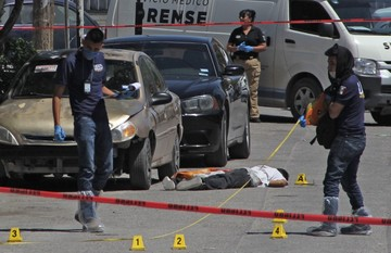 Mexico breaks violence record in first quarter of 2019