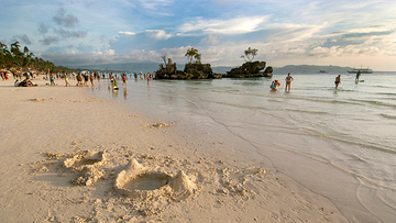 Boracay White Beach Named In Top 25 Asia S Best