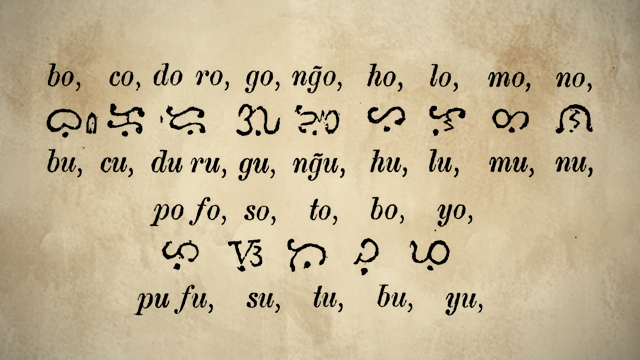 Evolution Of The Filipino Alphabet