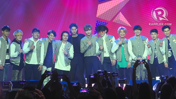 Online reality show hopes to train the next Filipino K-pop idol