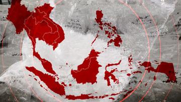 Map Of Asia Un.Shabu In Southeast Asia At Record High U N