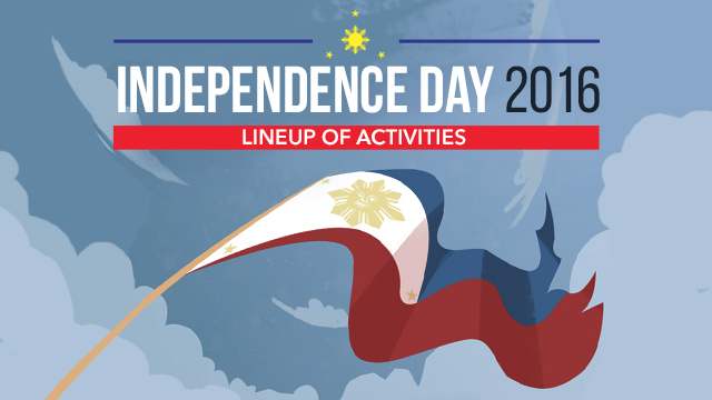 Essay about service independence day in philippines