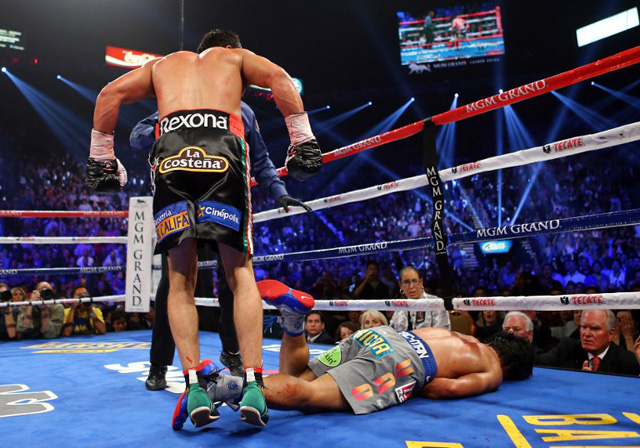 Pacquiao harbors no bitterness over Marquez knockout