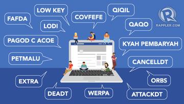 16 popular words, phrases loved by Filipinos on social media