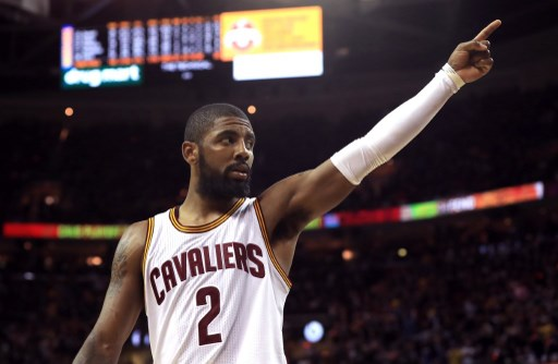 Cavs star Kyrie Irving reportedly requests trade