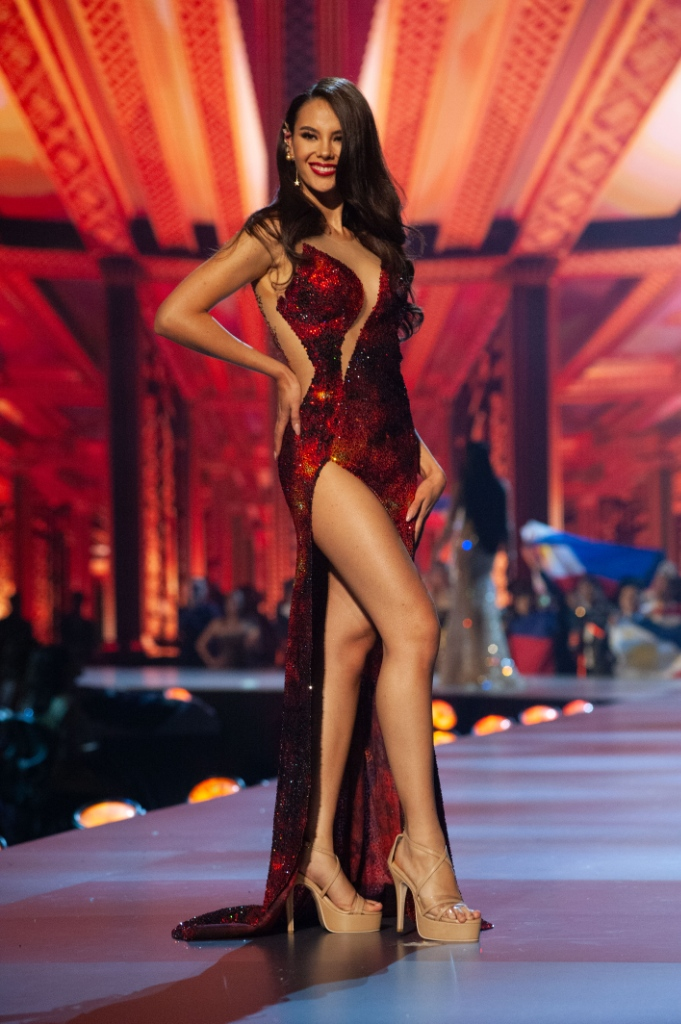 Miss Universo 2019 >> IN PHOTOS: Catriona Gray wins Miss Universe 2018