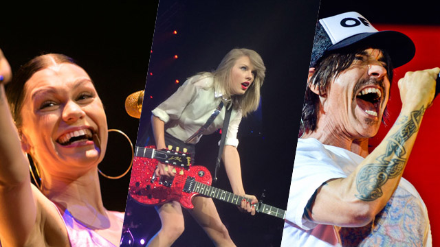 These 27 foreign acts rocked the Philippines in 2014