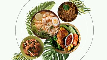 21 Makanan Dari Asean Yang Wajib Dicoba
