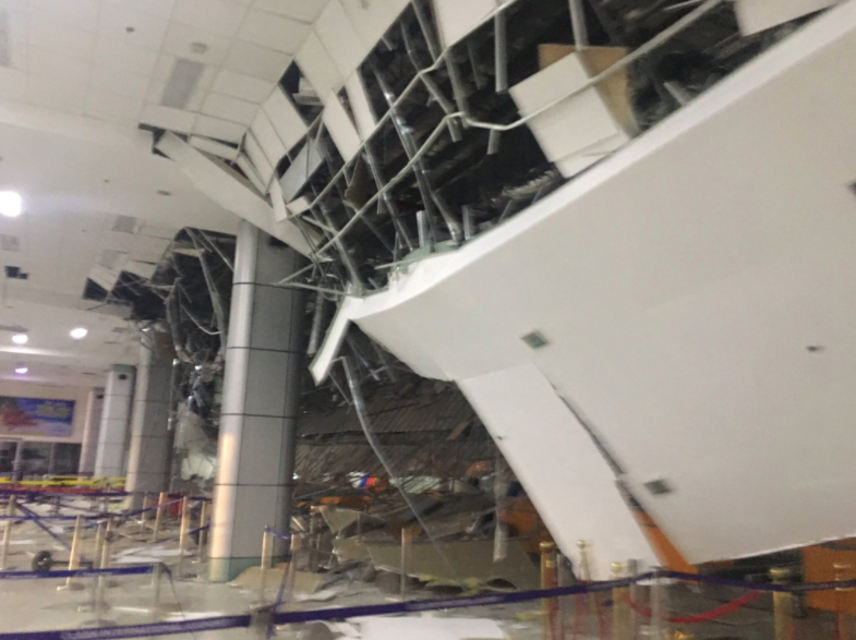 Clark airport damaged, shut down after Luzon earthquake