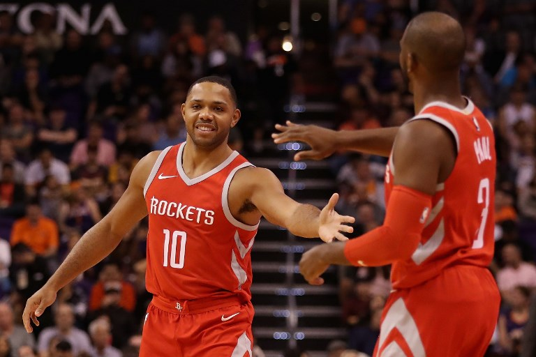 Rockets blast Timberwolves as Gordon scores 30 off the bench