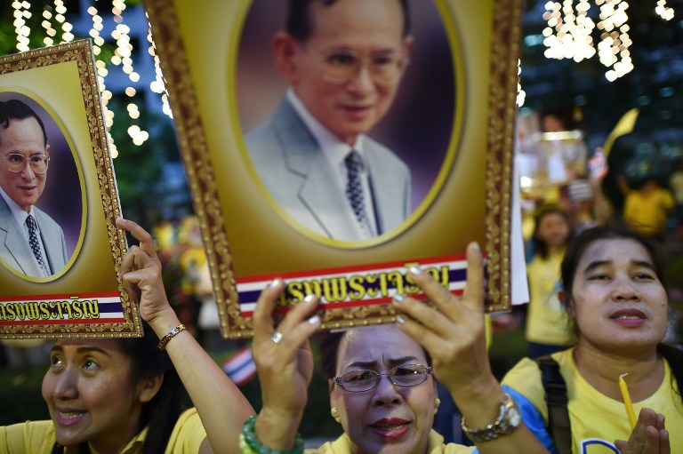 king of thailand essays and term Thailand's king bhumibol adulyadej dies at 88 he's often referred to as the people's king and will long be revered by those who bestowed this nickname upon him his widespread social projects and development programmes secured him near-deity status, ensuring his legacy will persevere in a country with long-standing traditions of.