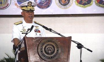 AFP: 4 Chinese warships passed Palawan waters in June