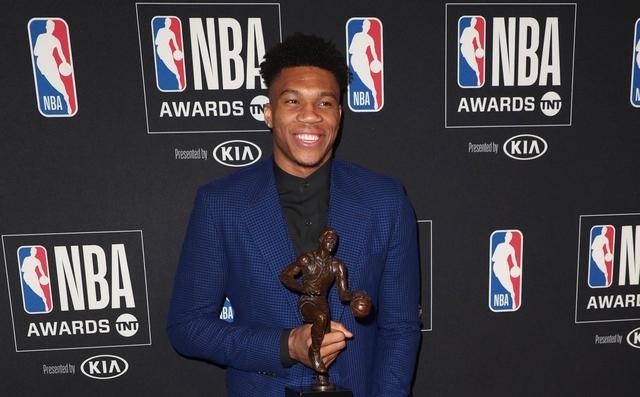 A global game: International players dominate NBA Awards 2019