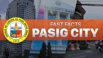 FAST FACTS: Pasig City
