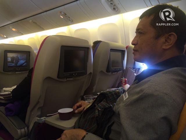 Lumad, Asian indigenous peoples begin journey to Paris #COP21