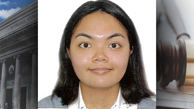 up law graduate is 2015 bar topnotcher
