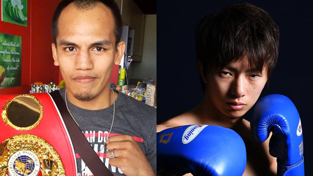 UNIFICATION. Milan Melindo will try to knock off another respected Japanese champion when he faces Ryoichi Taguchi. File photos