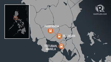 17 stations of Manila-Clark Railway announced