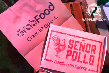 Grab launches food service, brings 'Crave City' to BGC