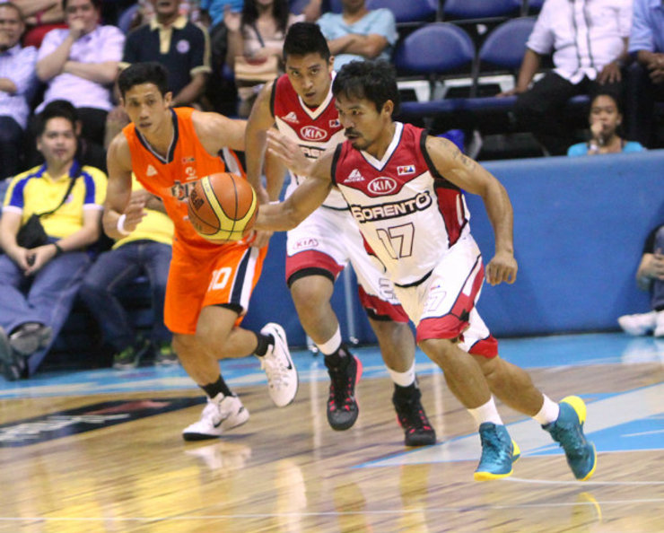 Pacquiao remains scoreless in PBA, but undeterred
