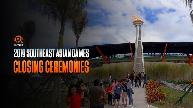 LIVE: SEA Games 2019 Closing Ceremonies
