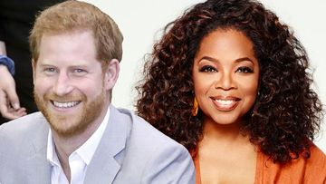 Prince Harry, Oprah to team up for mental health documentary