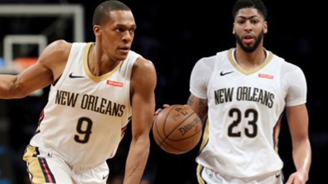 Pelicans rebound to beat Brooklyn in double overtime